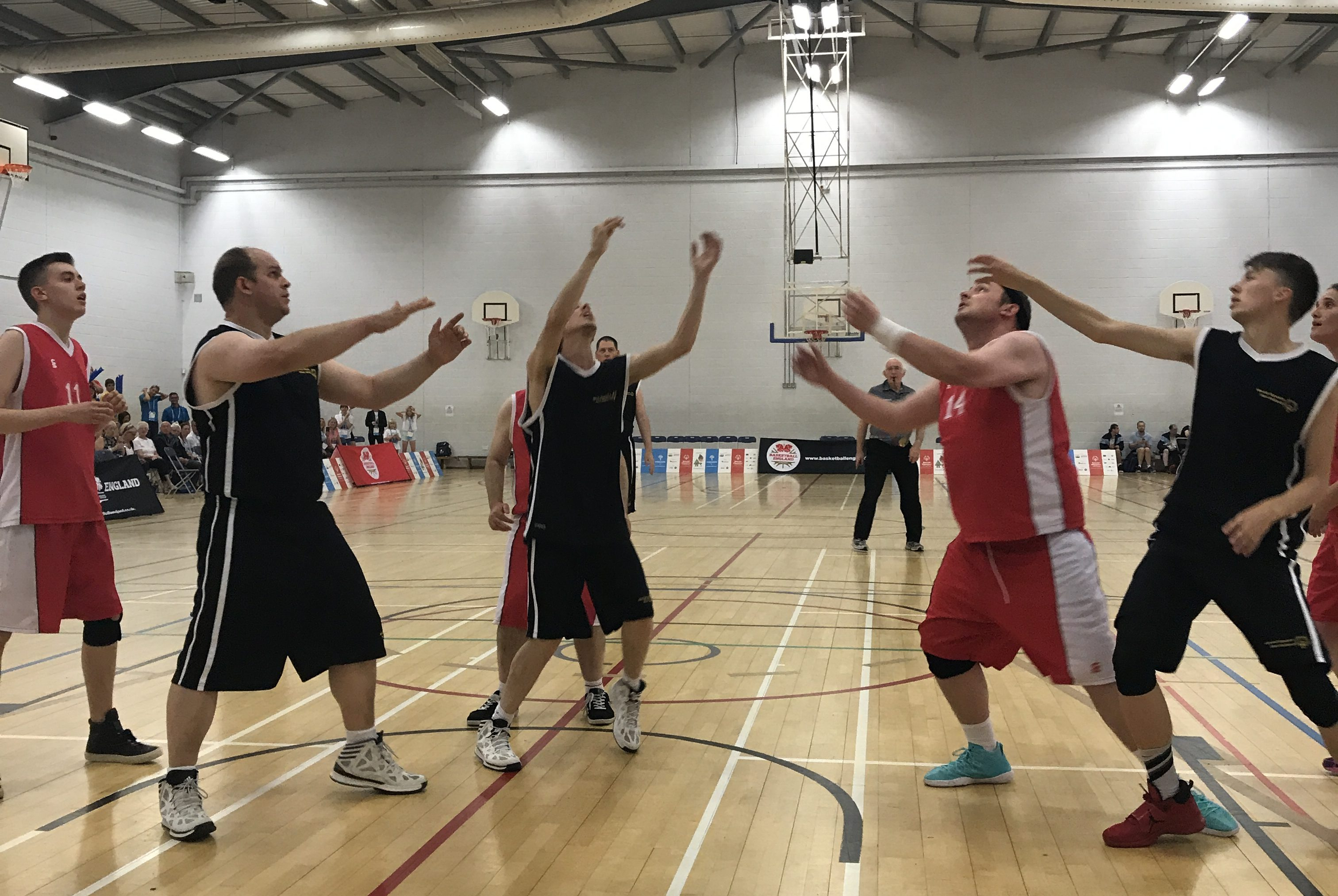 Members of Lynx basketball club attended the East Midlands Regional basketball competition on Saturday 26th January 2019.